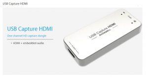 USB Capture HDMI