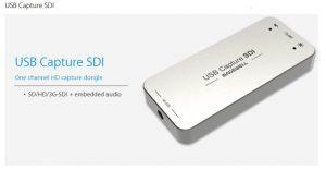 USB Capture SDI